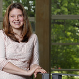 Iowa State researcher Megan Gilligan